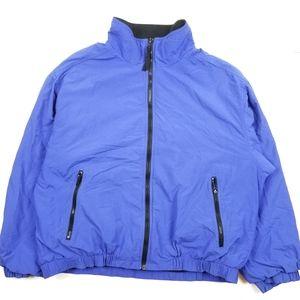 VTG 90's 00's Eddie Bauer Windbreaker Jacket
